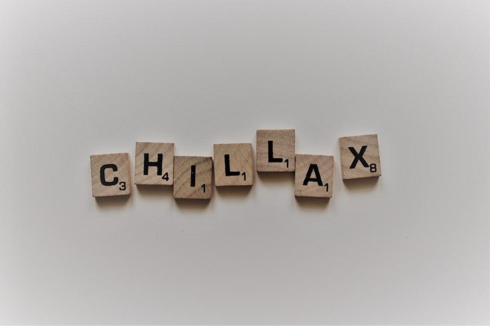 brown Chillax board