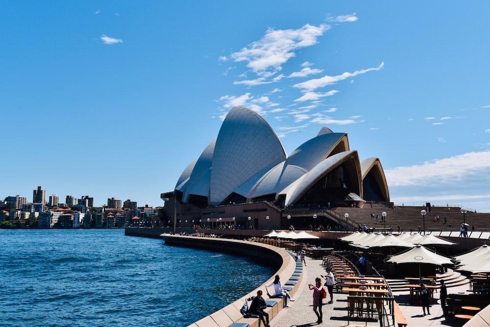 Sydney Opera, Australia during daytime