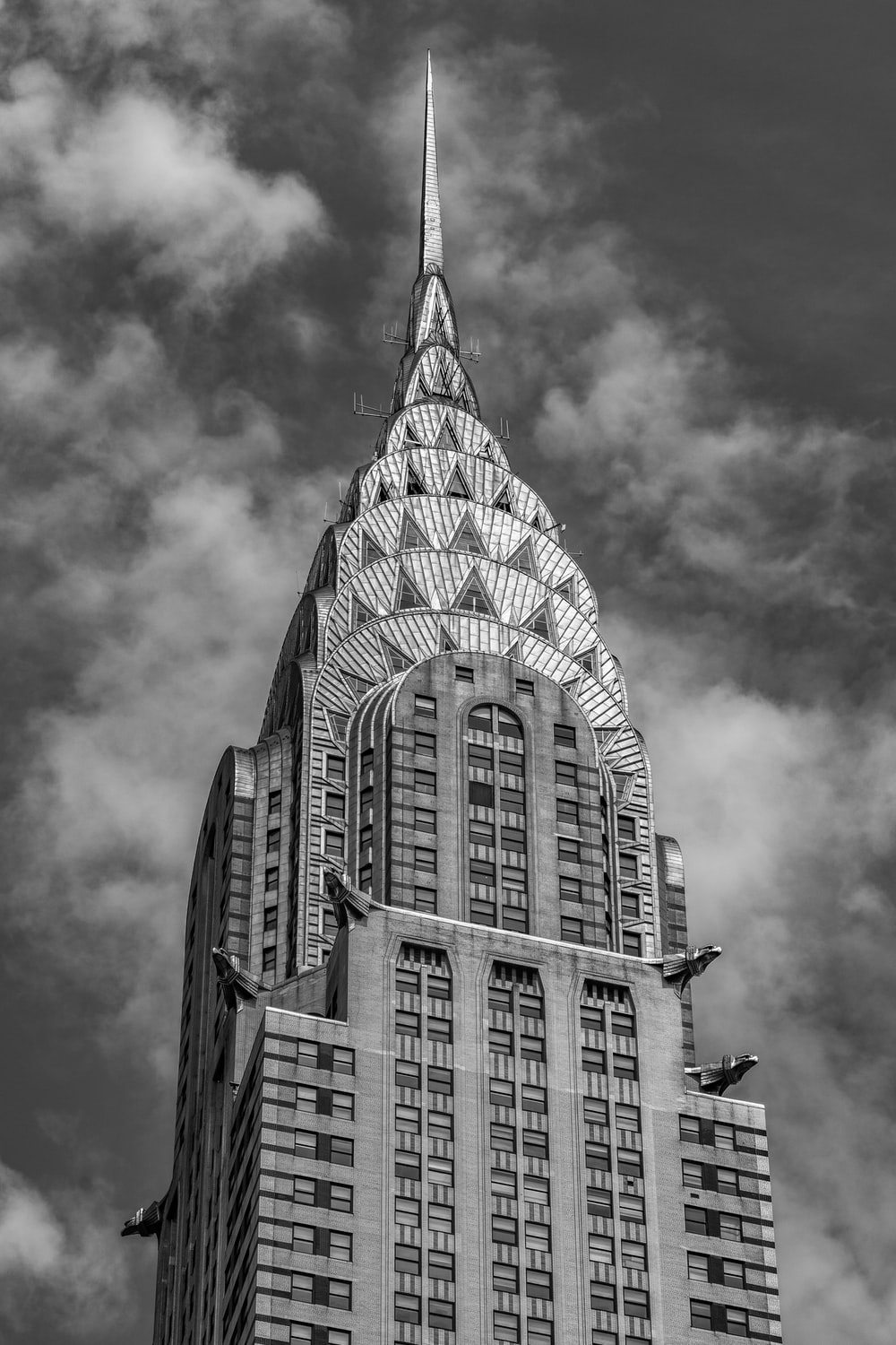 low-angle photography of Empire State Building, New York City