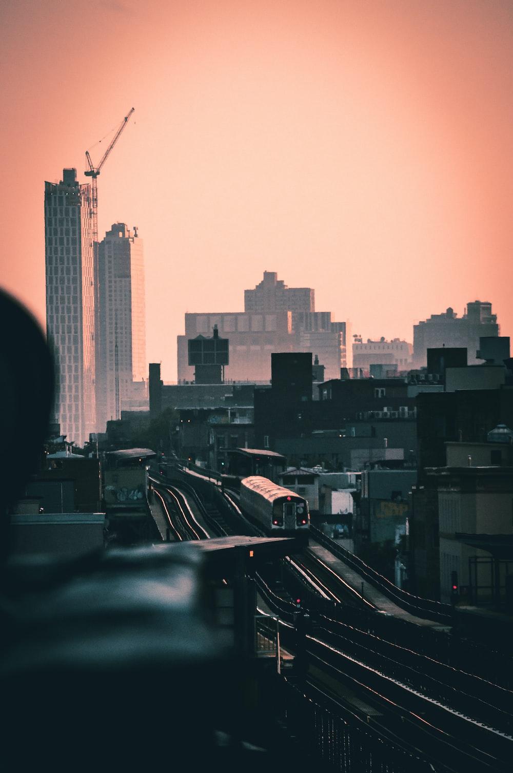 train photography