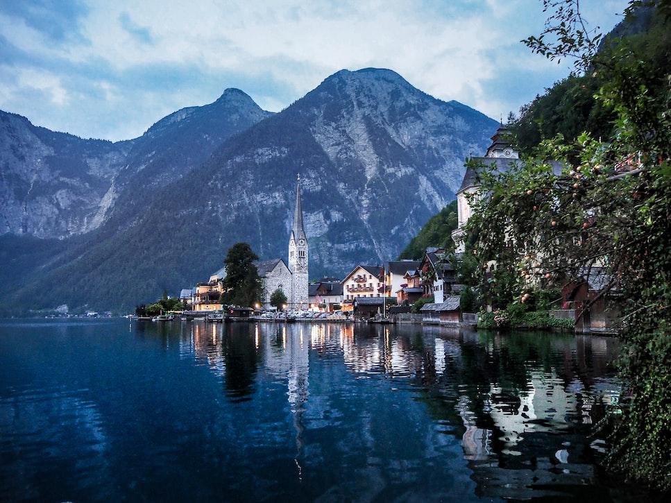 The original: Hallstatt, Austria