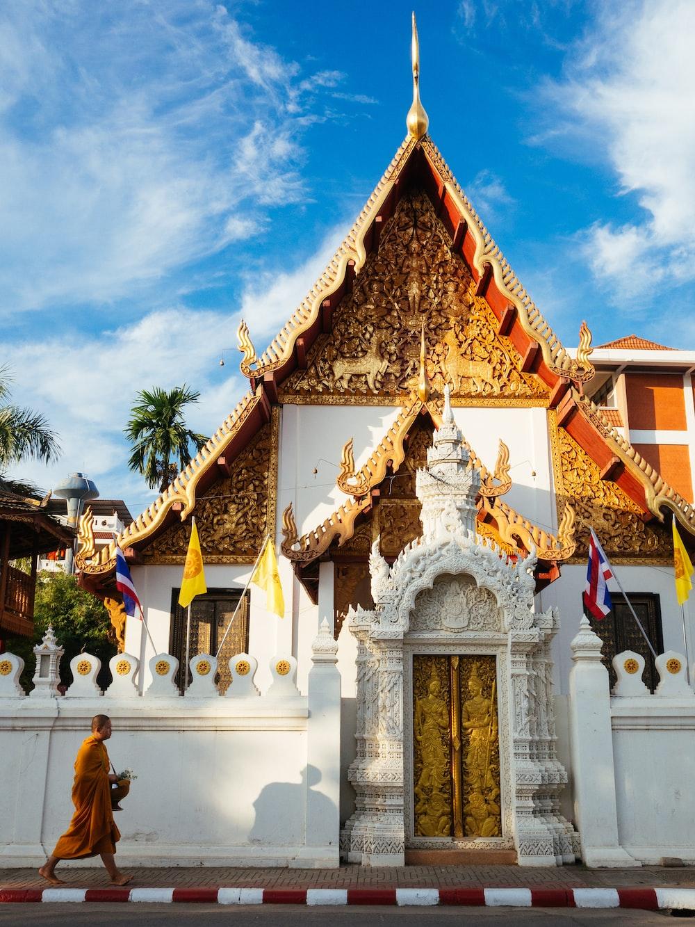 Wat Kasattrathirat, Ayutthaya, Thailand