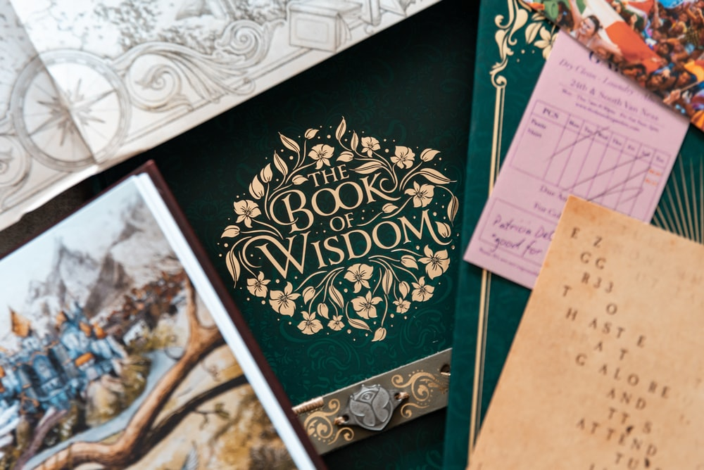 green The Book of Wisdom
