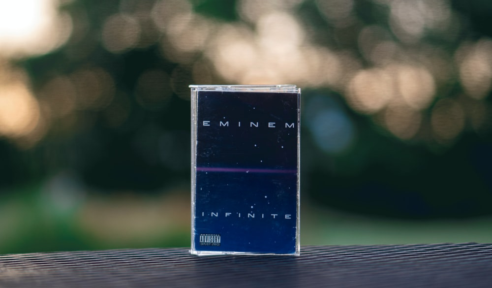 Eminem Infinite scent box