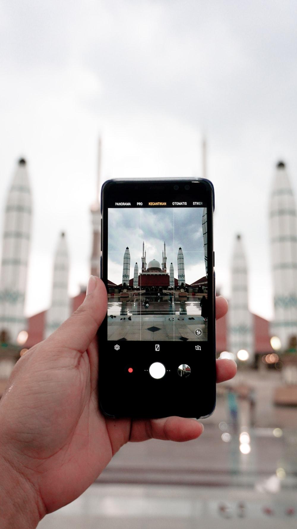 Masjid Agung Jawa Tengah Semarang Indonesia Pictures Download