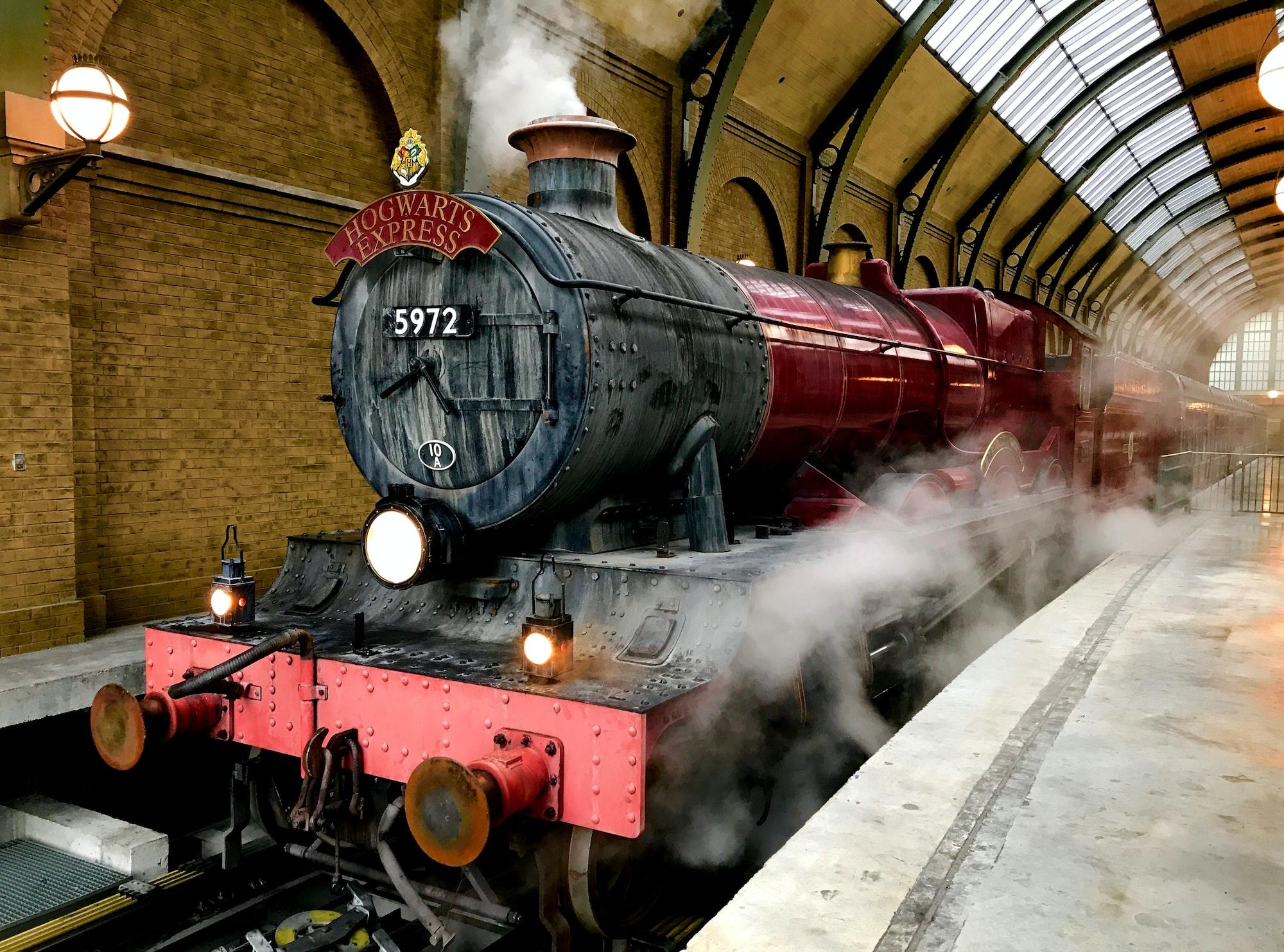 Hogwarts Express @ Universal Studios Orlando, Florida