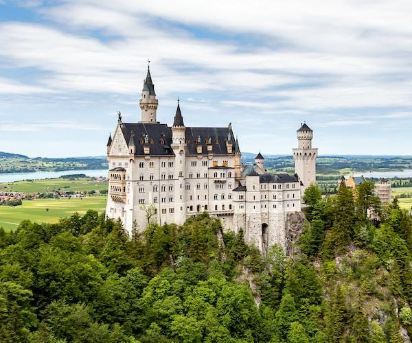 neuschwanstein castello 2