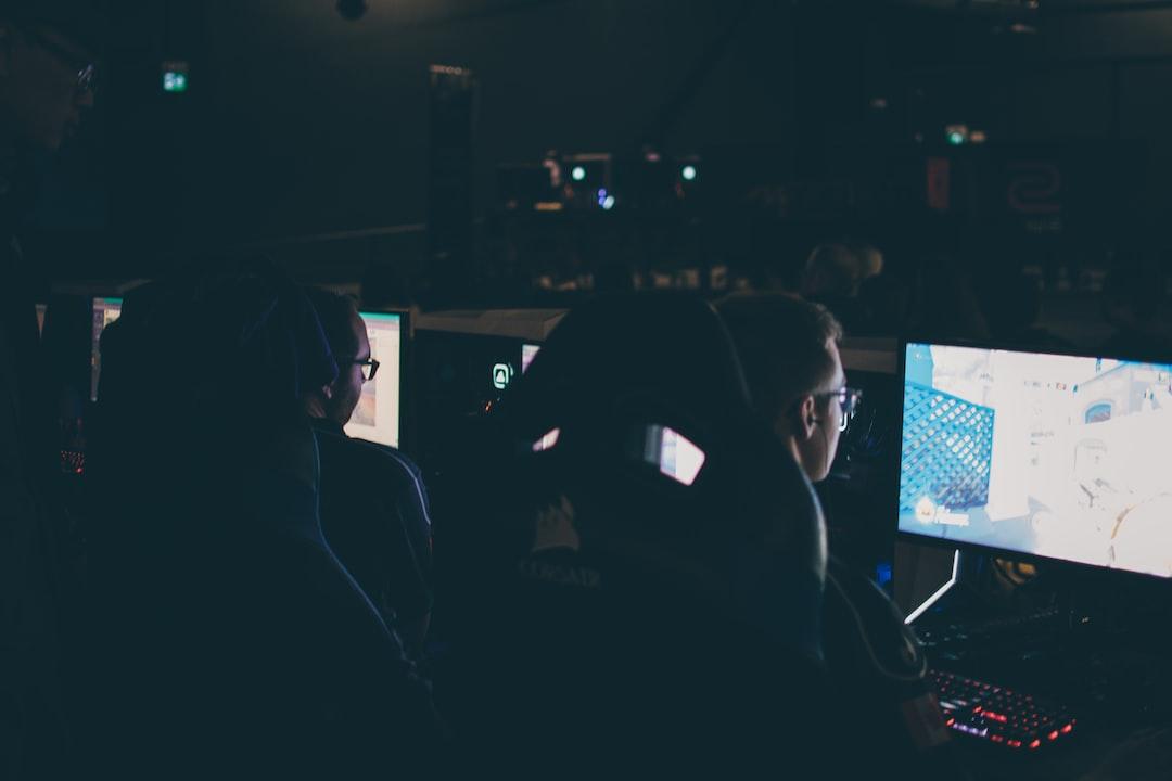 Picture taken at OCL tournament at LAN Centre