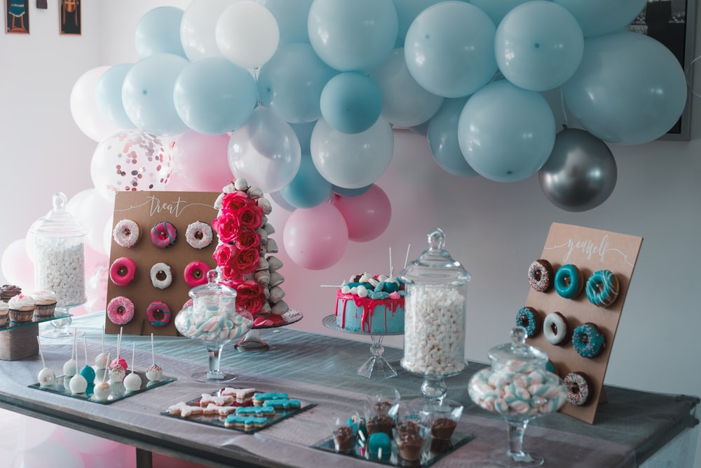 birthday party food set