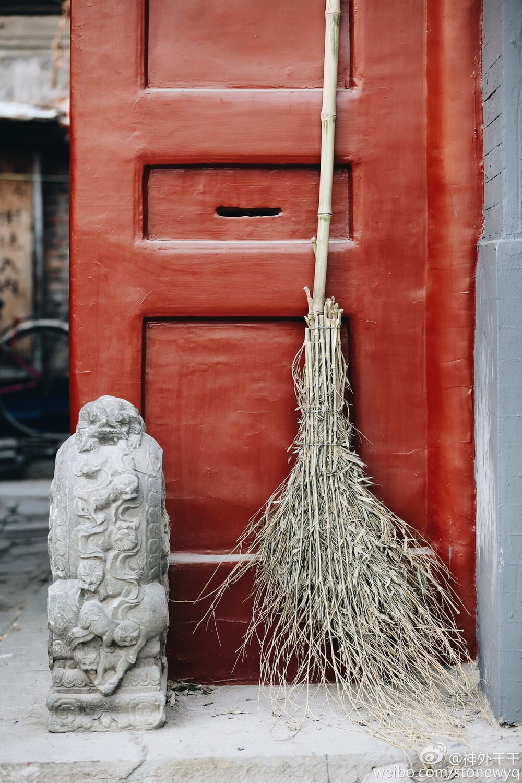 brown broom