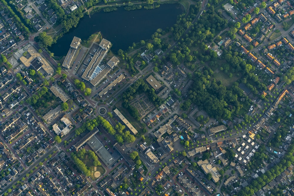 aerial photography of city during daytime