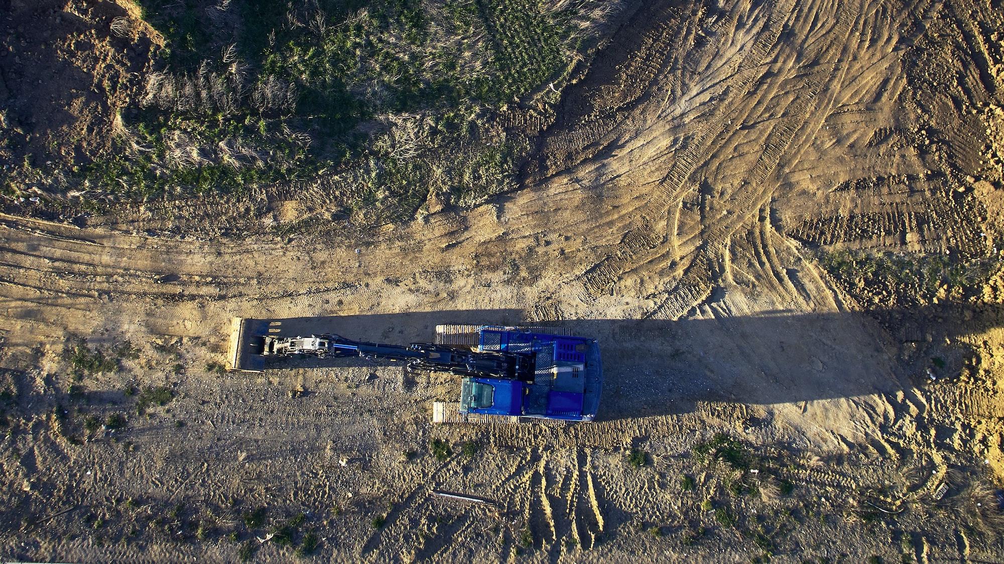 Bauunternehmer für die Erd- und Kanalarbeiten gefunden