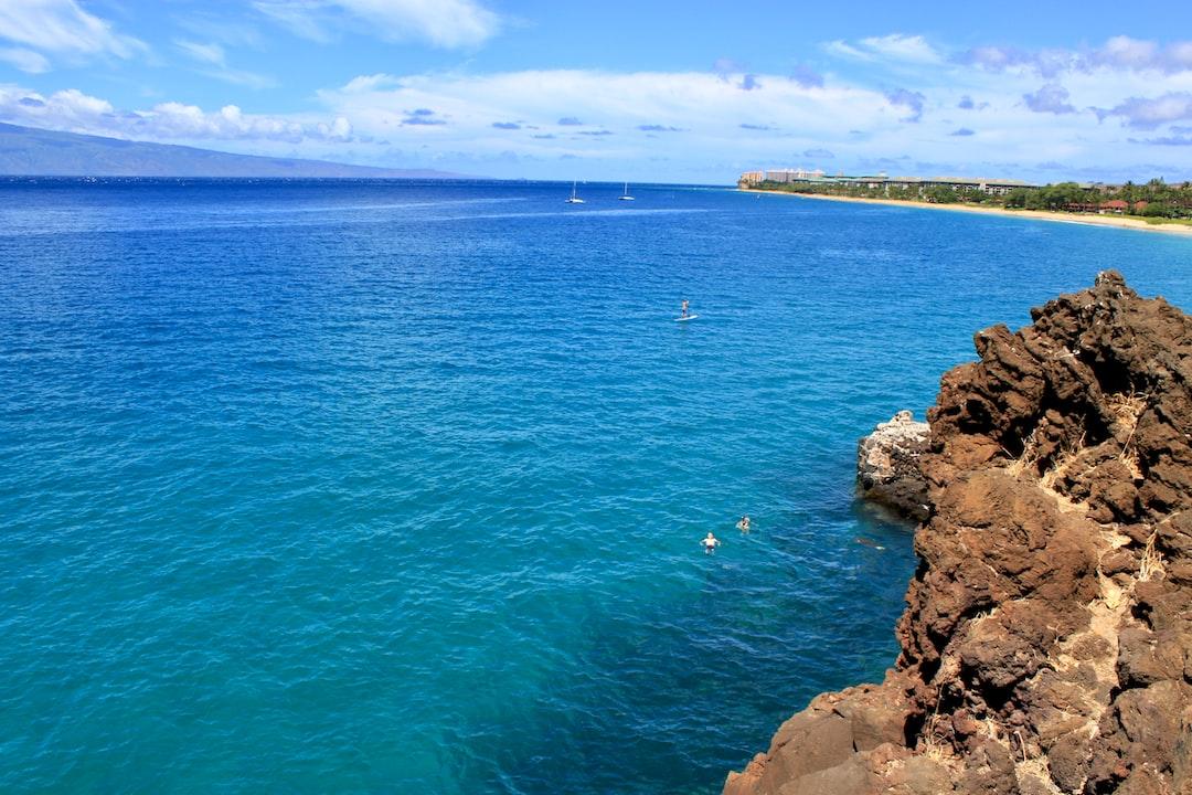 Black Rock - Maui
