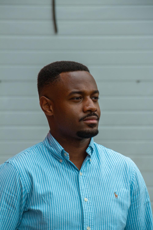 Handsome black men very 40 Devilishly