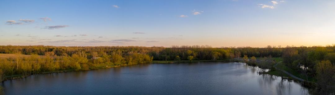 lake in columbus ohio