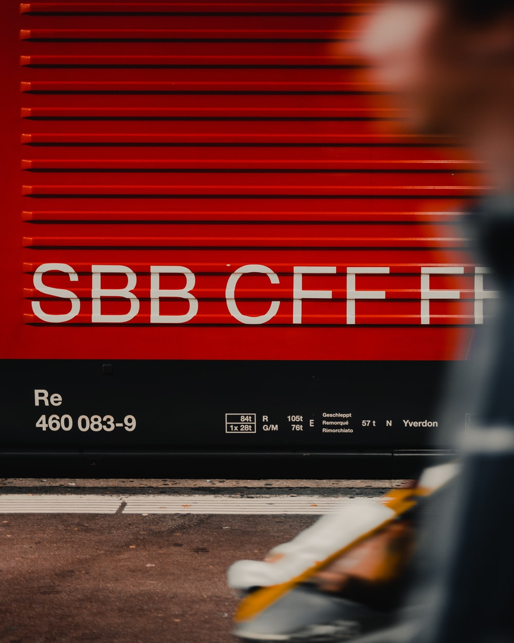SBB CFF signage