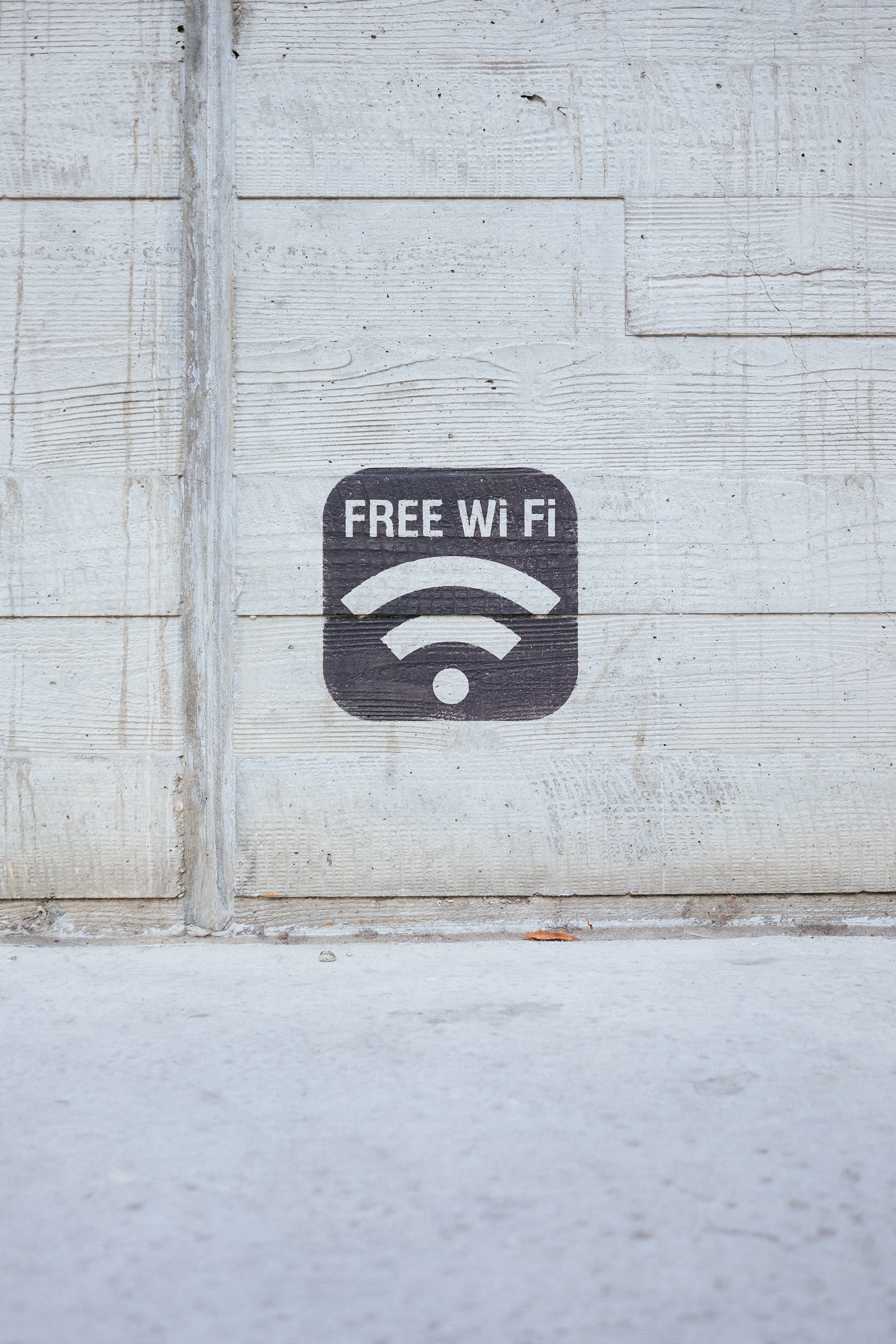 At the ROW DTLA — FREE Wi Fi — for all your screen needs.