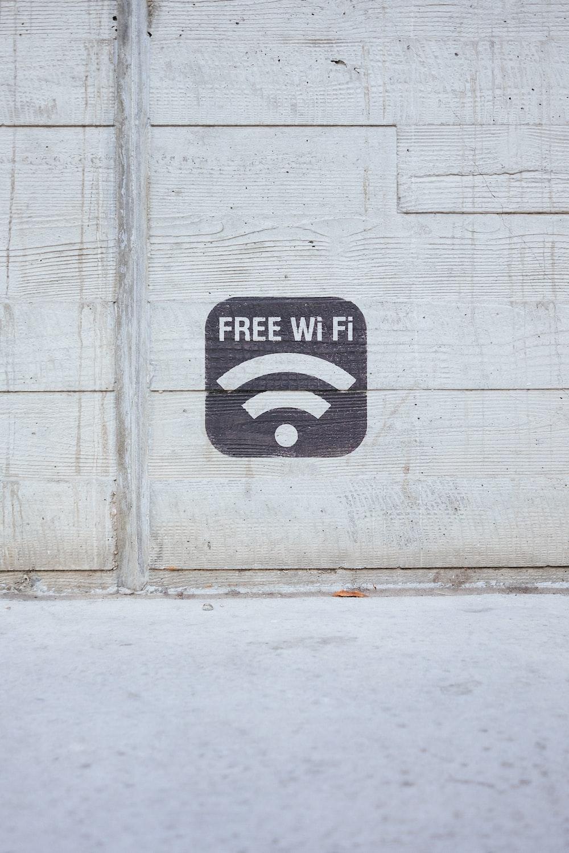 free wifi print board