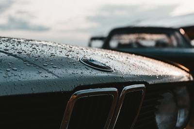 Classic Love 2019 - Carmeet in Zell (Fichtel Mountains): BMW E28