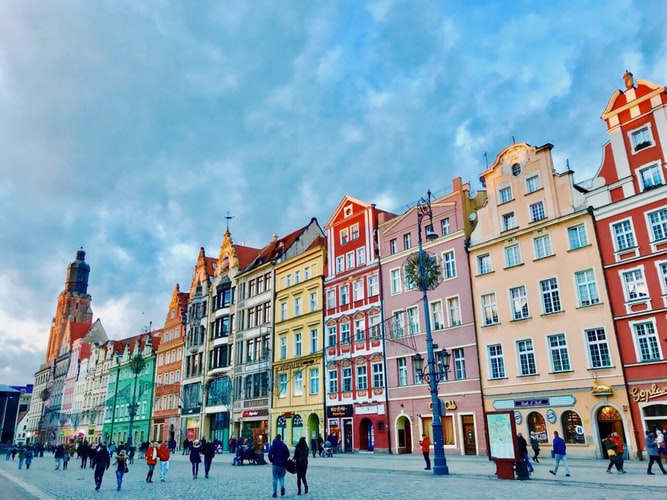 Wroclaw, Poland, Places to Spend Christmas in Europe
