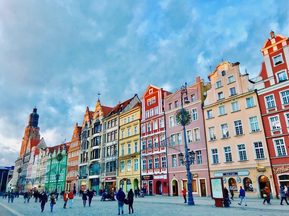 Wroclaw tour polonia