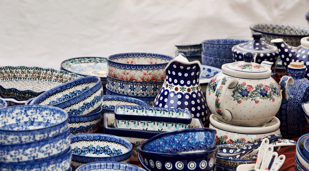 Souvenirs to bring back from your honeymoon - Handicrafts