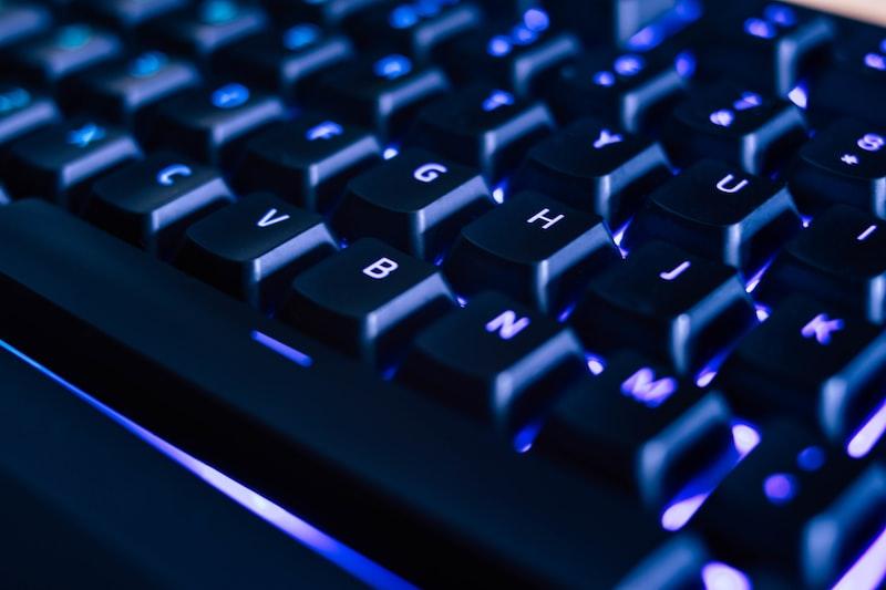 ABS Keyboard Image