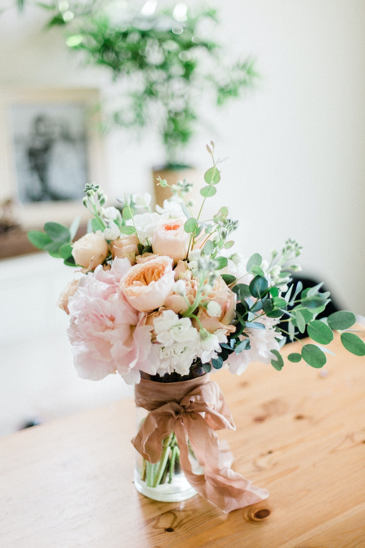 beige rose flowers