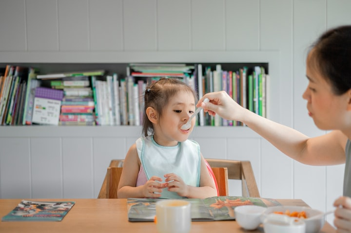 10 tips in RAISING a CHILD