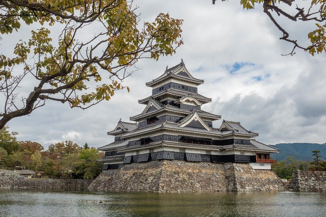 Matsumoto Tenshukaku Castle, Matsumoto - Japan