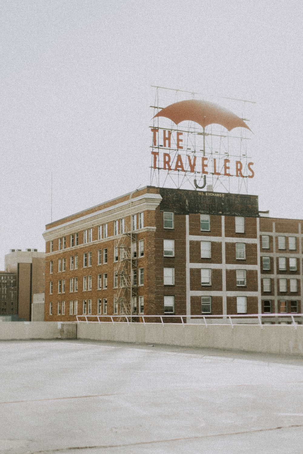 The traveler's building