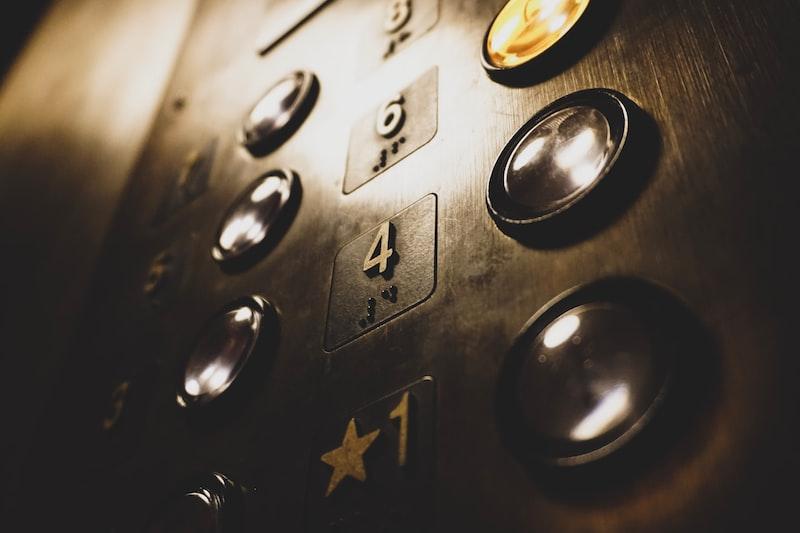 記|電梯驚魂