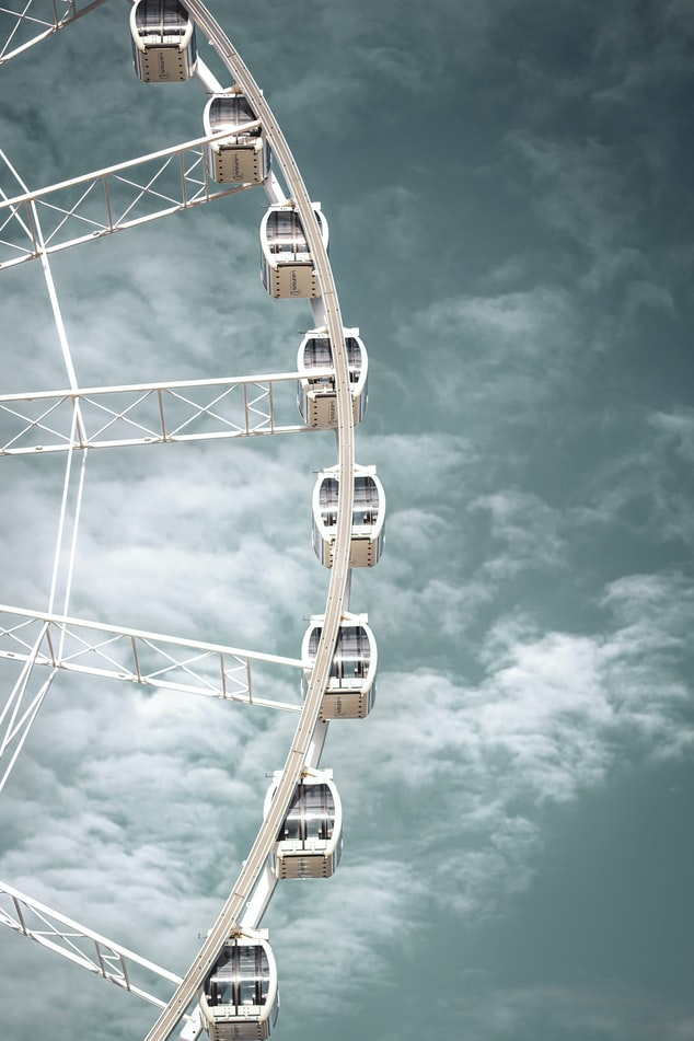 Wheel of Brisbane, one of the things kids enjoy