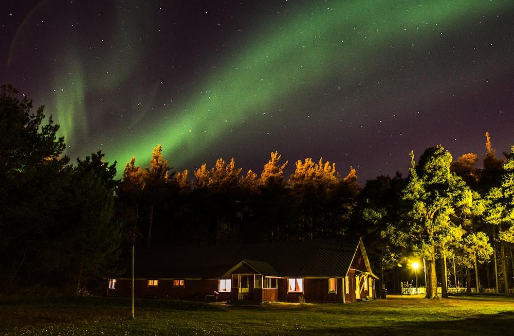 aurora lights