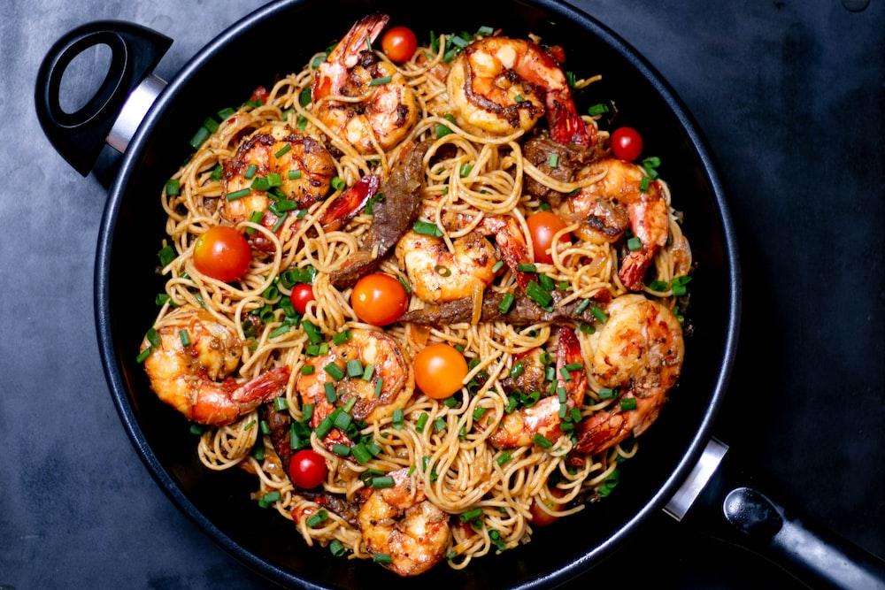 circlemagazine-circledna-anna-healthy-recipes-pasta-shrimp