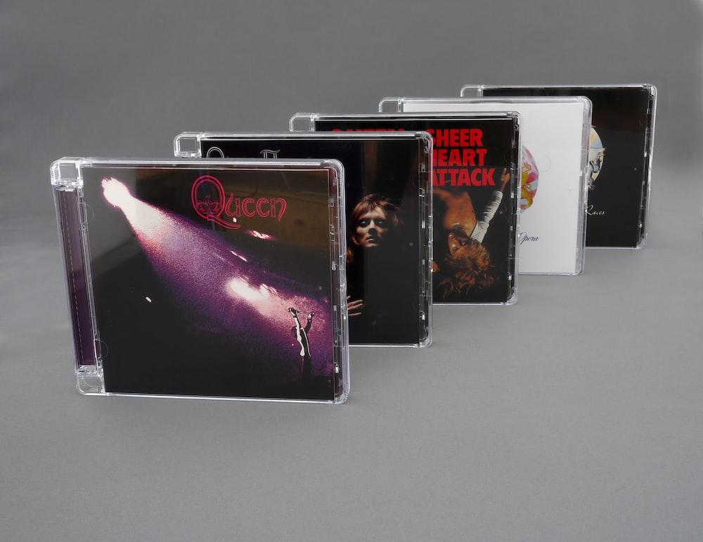 album cases