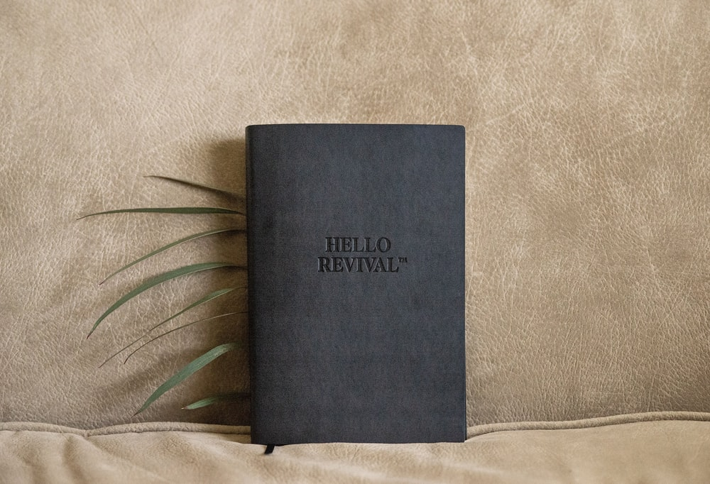 Hello Revival book