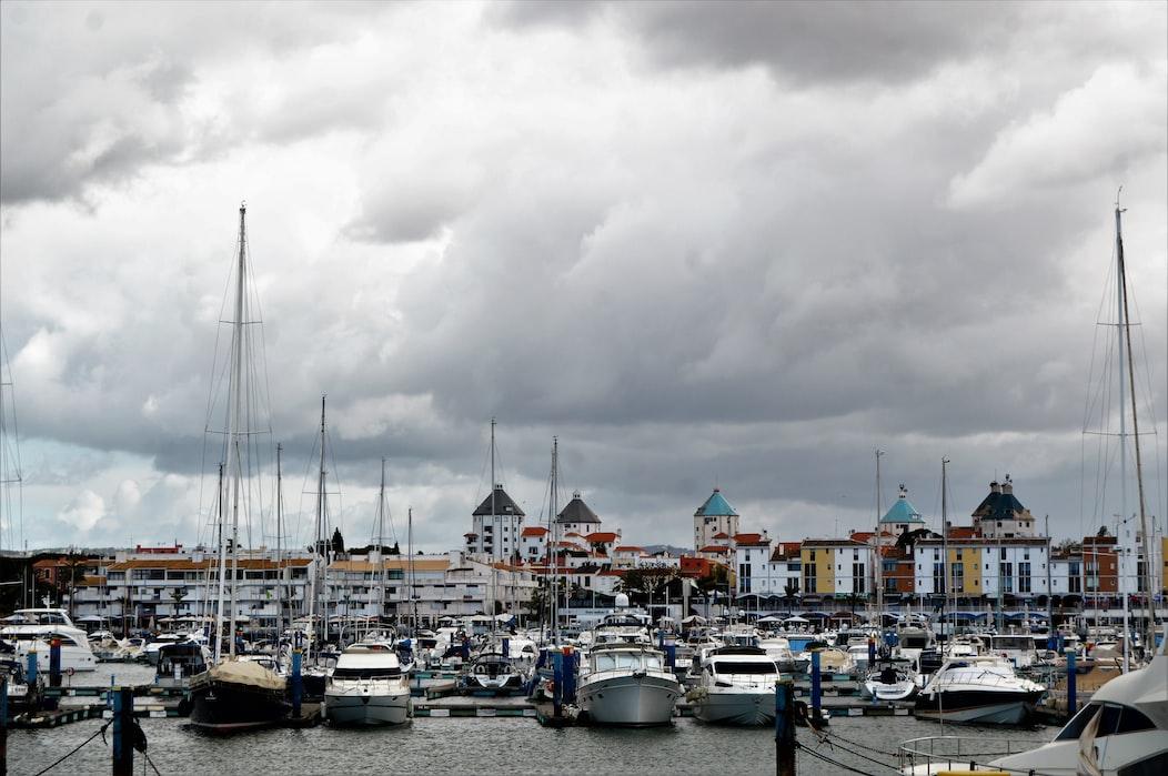 Marine world of Faro