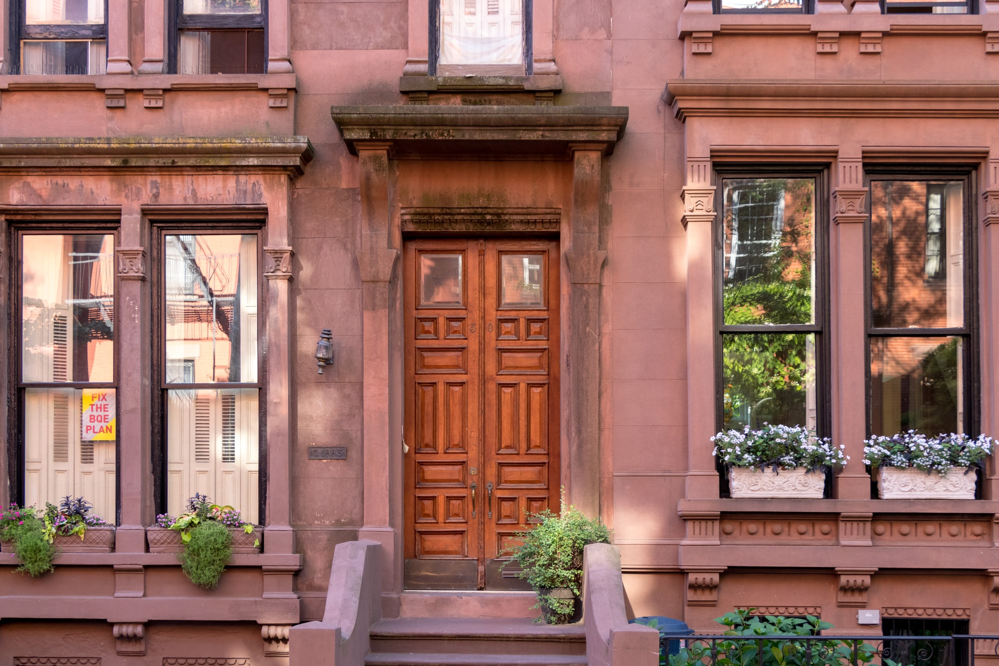 A Brownstone in the City