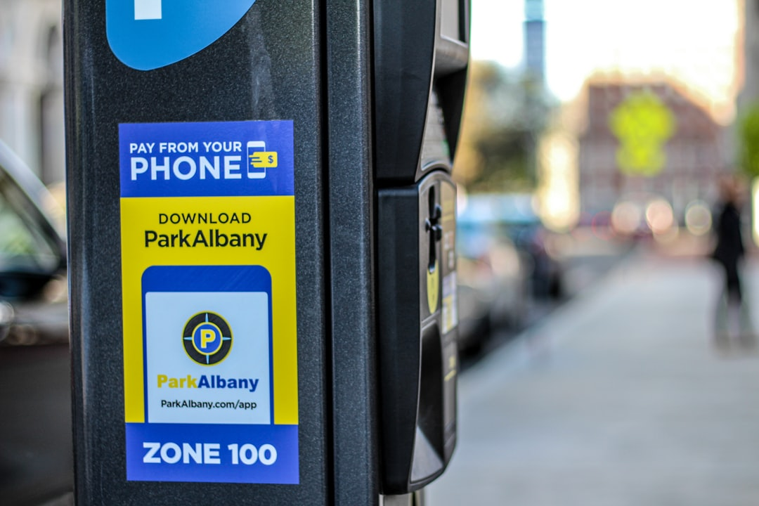 Albany, NY Parking meter.