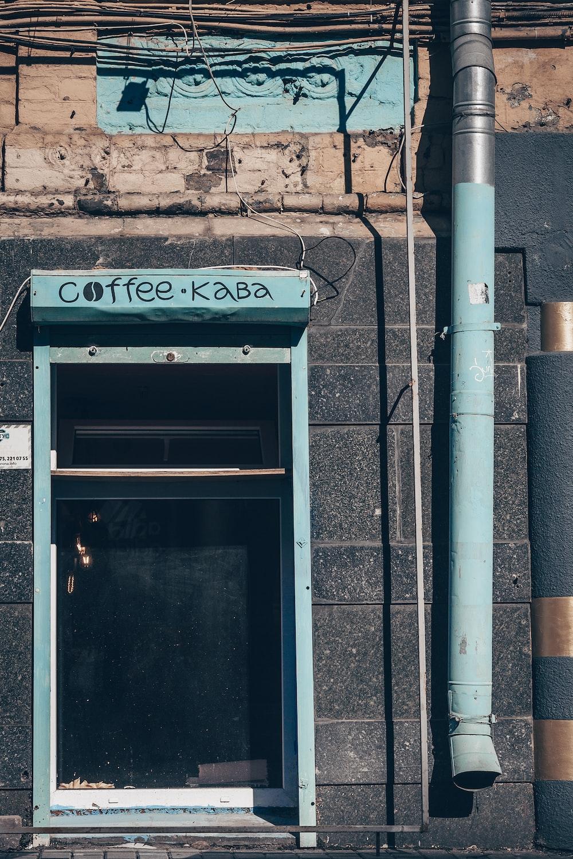 Coffee Kaba signage