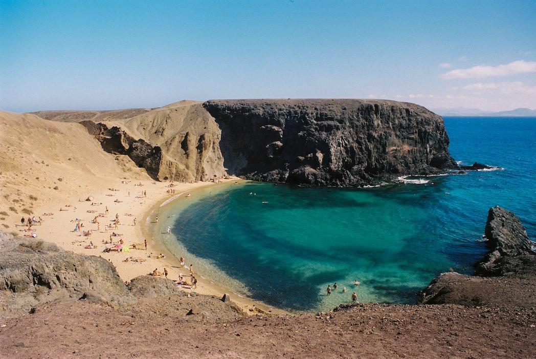Papagayo Canary Islands