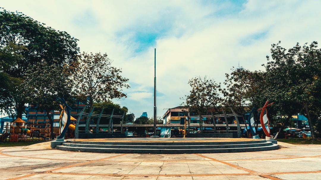 Playground center court - Malaysia