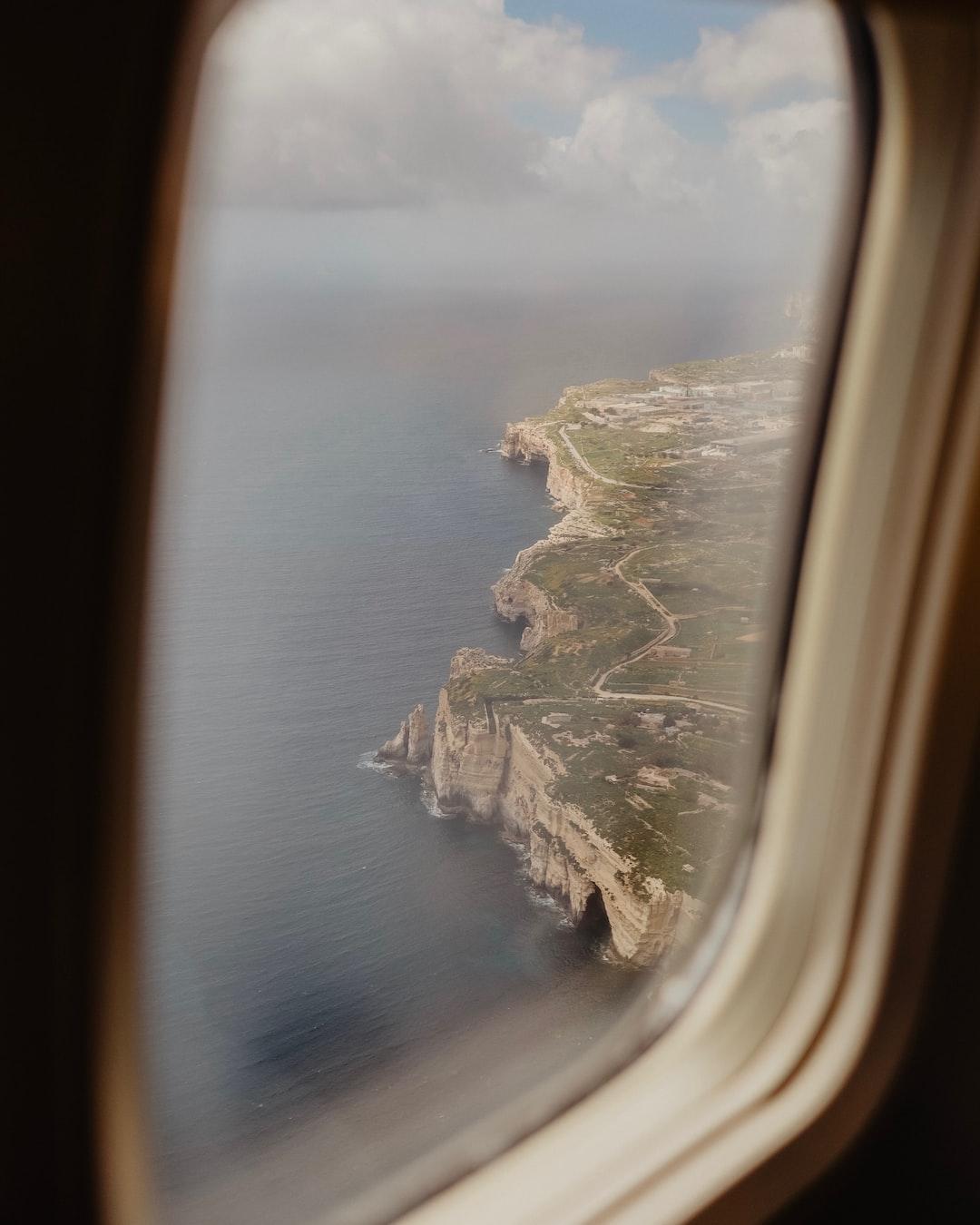 Landing in Malta 🇲🇹