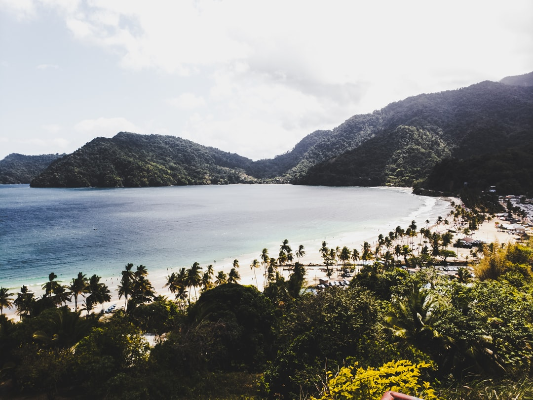Maracus Bay @ Trinidad And Tobago WI This is one of my first photos I took and was actually proud of.
