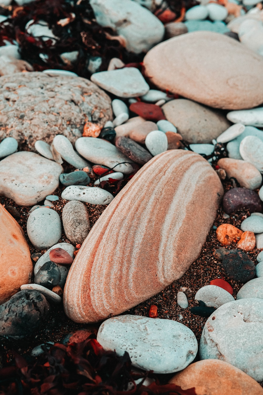 brown stone lot