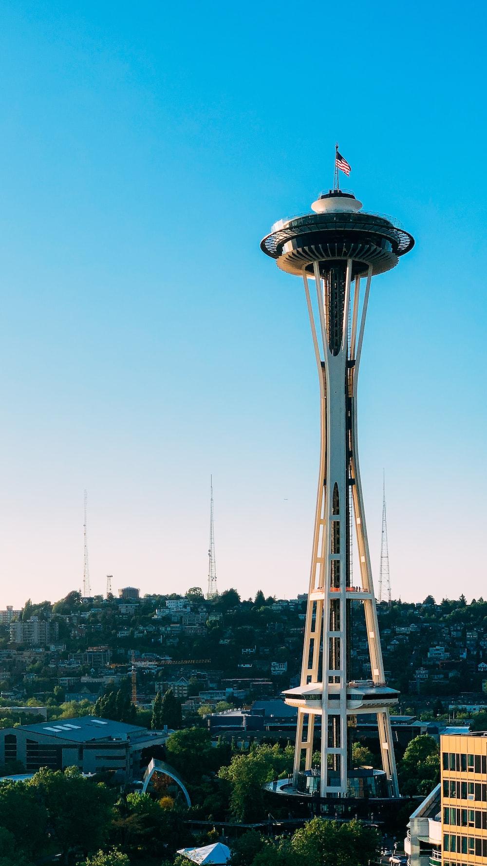 Seattle Washington's Space Needle