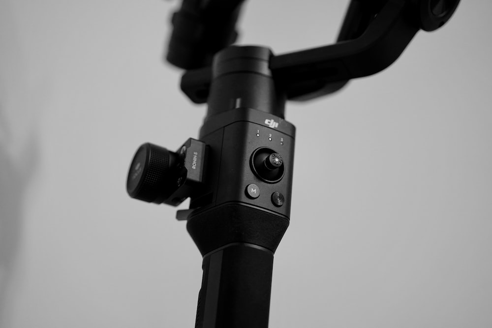 selective focus photography of monopod