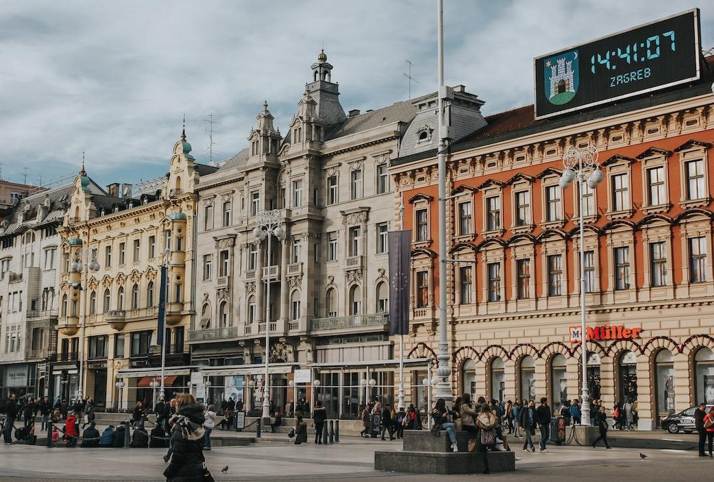 Zagreb - Kroatië - city guide - citytrip - to do - bezienswaardigheden