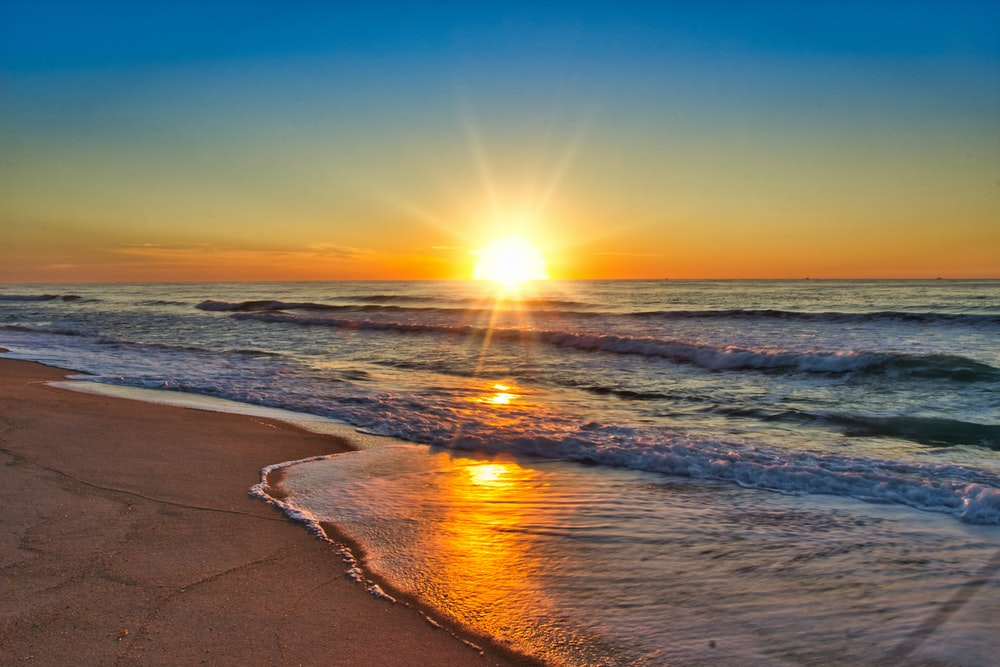 500 Beach Sunrise Pictures Stunning Download Free